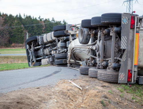 Primary Reasons That Truck Accidents Occur