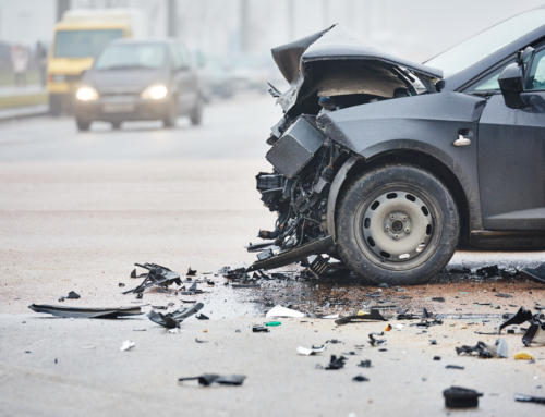 Accident Preparedness: What to Do in Case a Car Crash Occurs