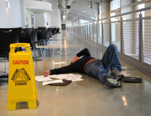 Tips on What to Do When You Experience a Slip and Fall in a Business