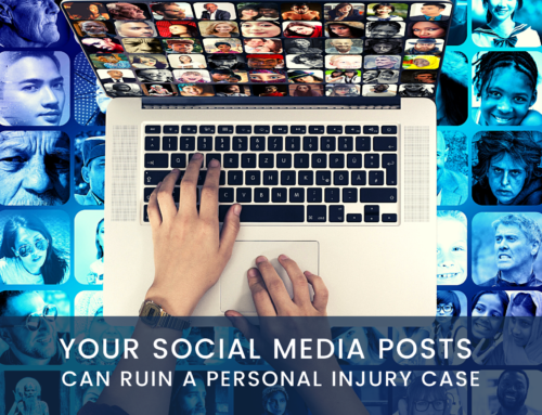 Your Social Media Posts Can Ruin a Personal Injury Case