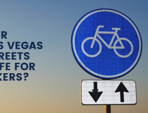 Our Las Vegas Streets Safe for Bikers?