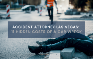 A car accident attorney Las Vegas