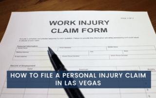 personal injury lawyer in Las Vegas